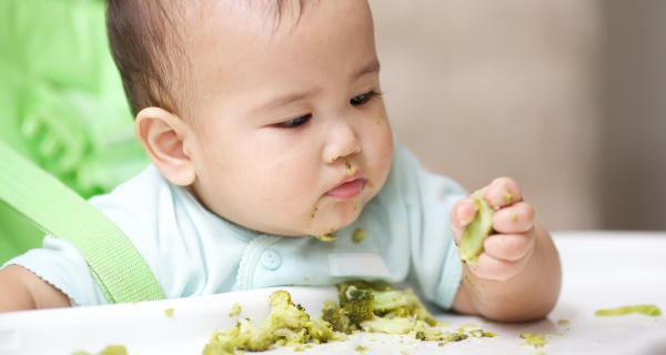 Baby-Led Weaning - Let Your Baby Guide You Through The Weaning Process