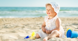 Keep your baby safe in the sun