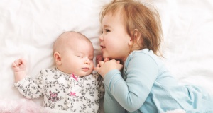 Tips to help your child adjust to a new sibling