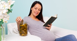 Pregnancy Cravings: What's on your plate?